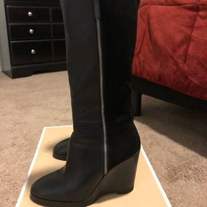 Michael Kors Boots-Women Knee High -Worn 1 TIME!!